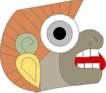 Resultado de imagen de zodiaco azteca mono