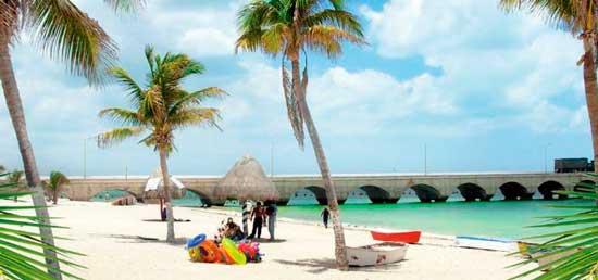 Turismo de playa de yucat n turismo en yucat n congreso for Oficina de turismo de merida
