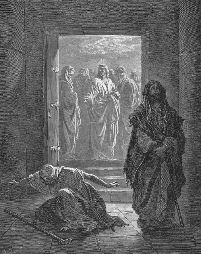 Parable of the pharisee and tax collector - 2 7
