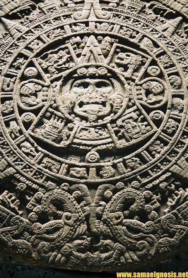 Calendario Azteca 01
