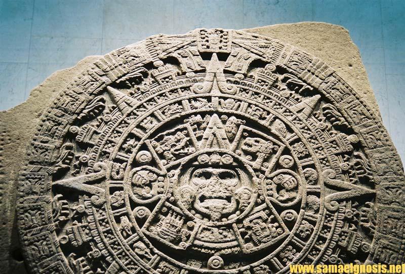 Foto del Calendario Azteca 15