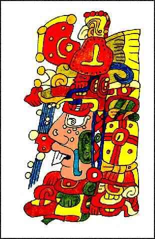 Ah Kin, Dios del sol Maya