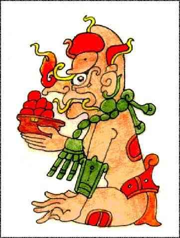 dioses mayas image