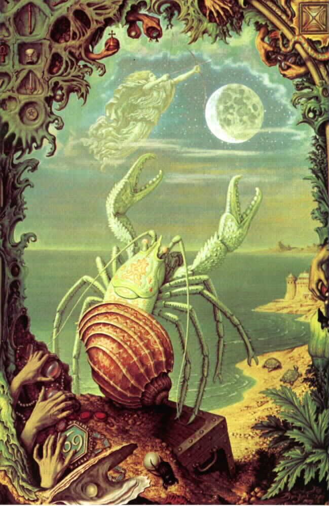 El mundo del Cangrejo