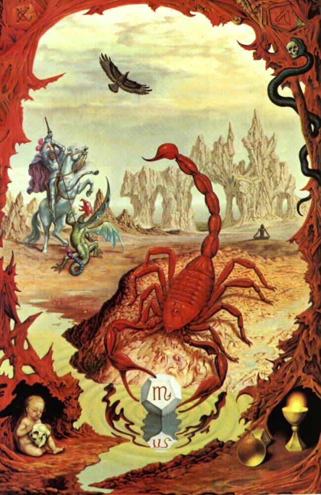 El mundo del Escorpión