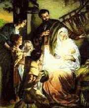 SIMBOLOGÍA ESOTÉRICA: Sobre el Simbolismo de la Navidad