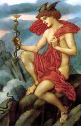 homero,el dios hermes