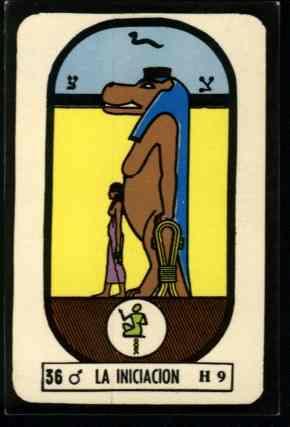 Arcano 36 La Iniciación. Revista 36. Revista La Sabiduría del Ser 36
